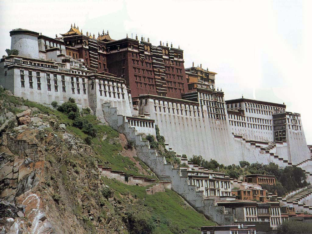 Potala 1 - Beautiful Places In The World