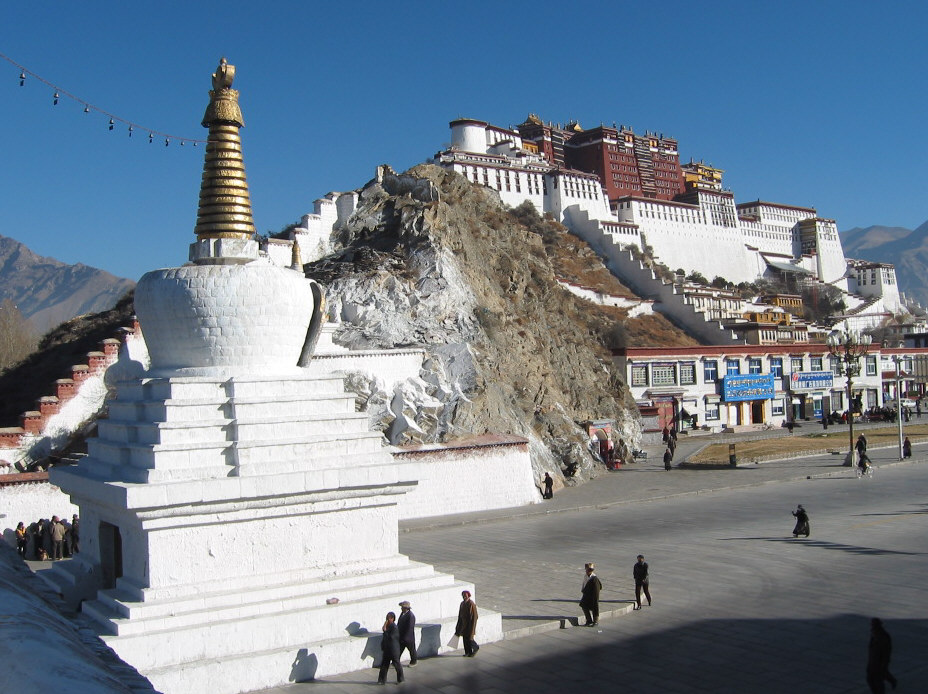 Potala 4 - Beautiful Places In The World