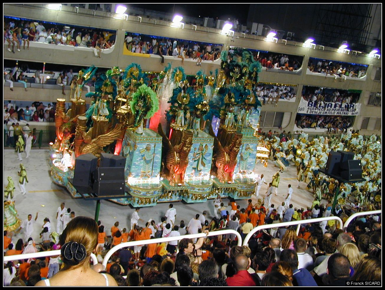 carnaval rio 1 - Beautiful Places In The World