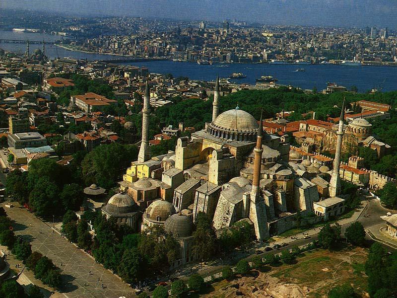 hagia sofia 10 - Beautiful Places In The World