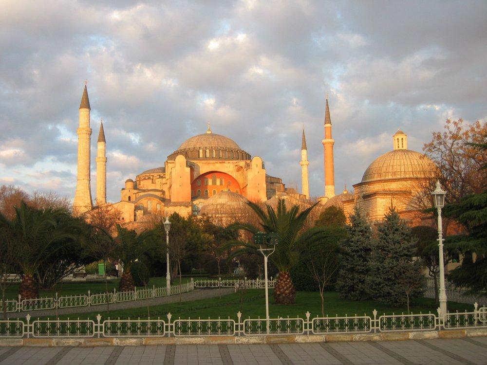 hagia sofia 2 - Beautiful Places In The World