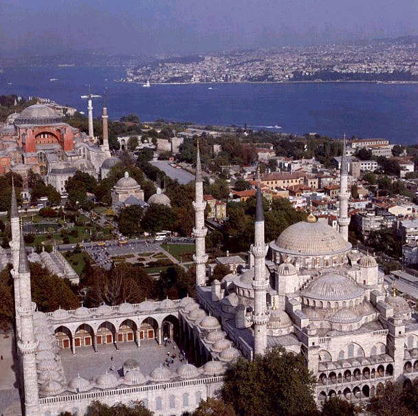 mosquee bleue 8 - Beautiful Places In The World