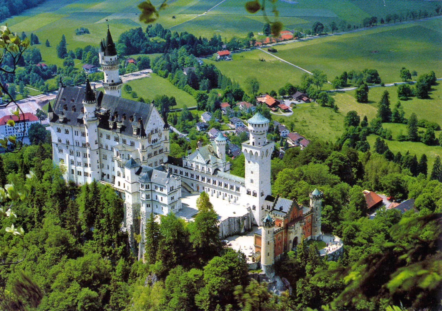 Un castel de vis